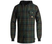 Backwoods Shirt LS pine grove mill plaid