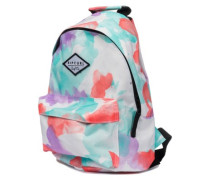 Mini Dome Watercamo Backpack white
