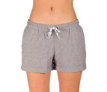 Chambray Girl Shorts grey mel