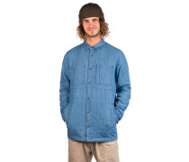Lost Creek Shirt blue