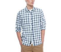 Alameda Ii Shirt LS ambrosia heat