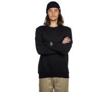 SB Crew Icon Fleece Essential Sweater black