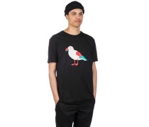 Papagull T-Shirt black
