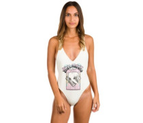 Reissue One Piece Swimsuit seashell