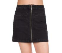 Street Direction Skirt black
