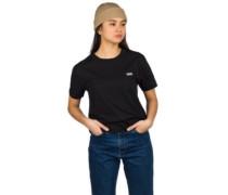 Junior V Boxy T-Shirt black