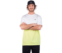 Colorblock T-Shirt sunny lime