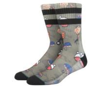 Lure Socks green