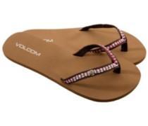 Trek Sandals Women brown