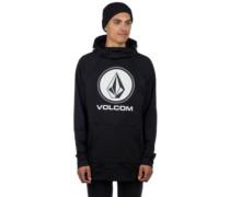 Hydro Riding Fleece Pullover black