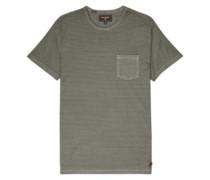 Stringer Crew T-Shirt military