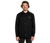 Baked Jacket black