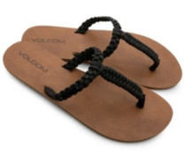 Fishtail Sandals Women black