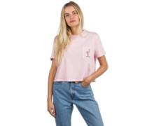 Pocket Dial T-Shirt faded pink