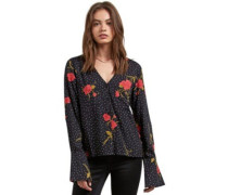 Check Out Time T-Shirt LS multi