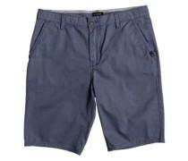 Everyday Chino Light Shorts vintage indigo