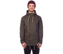 Panton Jacket black olive