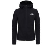 Tanken Highloft Softshell Outdoor Jacket tnf black