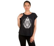 Stay Cosmic Ct T-Shirt black