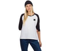 BT Authentic Raglan Long Sleeve T-Shirt black