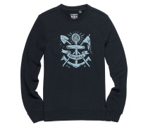 Pioneers Crew Sweater flint black