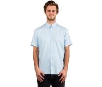 Lancaster Logo Shirt aquamarine wax