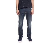 Worker Slim Stretch Meduim Stone Jeans medium stone