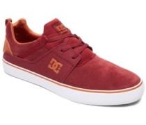 Heathrow Vulc Sneakers burgundy