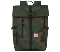 Phil Backpack camo combat green