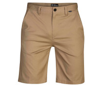 """One And Only Stretch Chino 21"""" Shorts khaki"""
