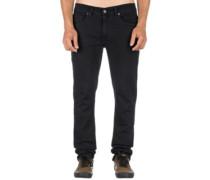 Rhode Island Jeans black
