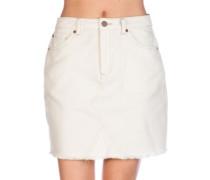 Stoned Mini Skirt vanilla latte
