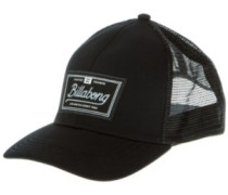 Walled Trucker Cap black