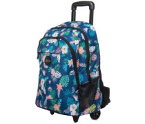 Wh Proschool Flora Backpack blue