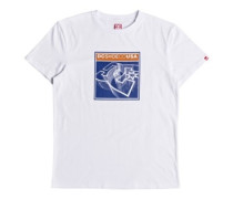 Terrain T-Shirt snow white
