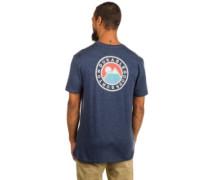 Fox Peak Active T-Shirt mood indigo