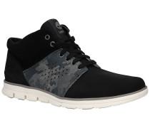 Bradstreet Half Cab Shoes black nubuck