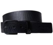 Empty Pu Belt black
