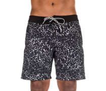 "Sundays Lt 17"" Boardshorts black"
