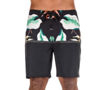 "Mirage Black Beach 18"" Boardshorts blue"