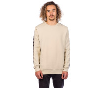 A.P. Crew Sweater feather grey
