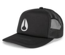 Byron Foam Trucker Cap charcoal