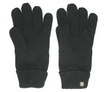 Let It Snow Gloves anthracite