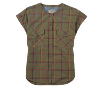 Darcie Shirt lichen green bonfire