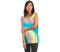 Flag Batik Tank Top colored