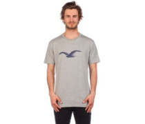 Athletic Möwe T-Shirt heather gray