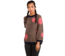 Redbluff Sweater deep taupe
