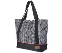 Black Sand Shopper Bag black