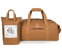 X Eastpak Stand + Bag brown duck