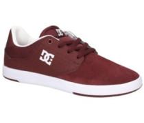 Plaza TC S Skate Shoes maroon